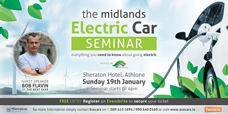 Midlands Electric Car Seminar – Everything You Need To Know tickets