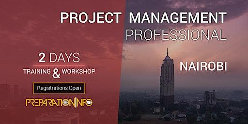 PMP 2 Days Training and Certification Program- Nairobi