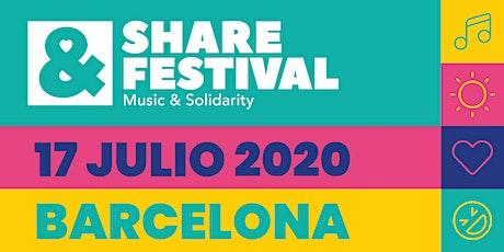 SHARE Festival 2020 | Viernes 17 Julio entradas