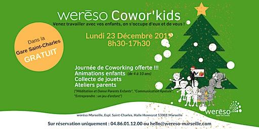 weréso Cowor'kids , journée spéciale parents et enfants