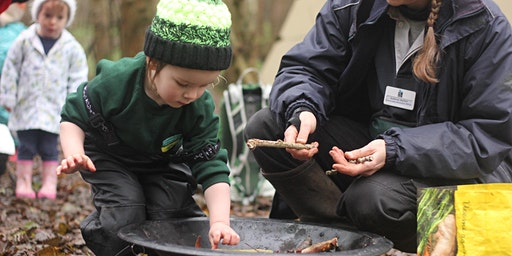 Nature Explorers - Maidstone (2-8yrs) - Morning