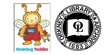 Bookbug Toddler tickets
