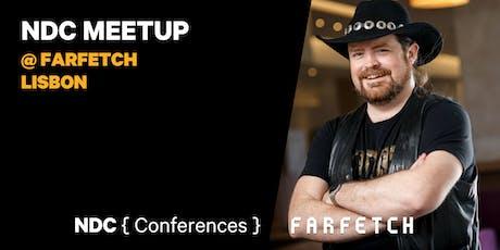 NDC Meetup with Dylan Beattie @ Farfetch Lisbon tickets