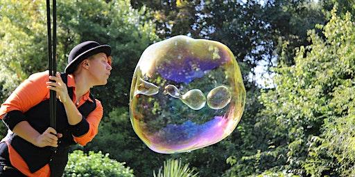 Bubbleology with Jesse Ward