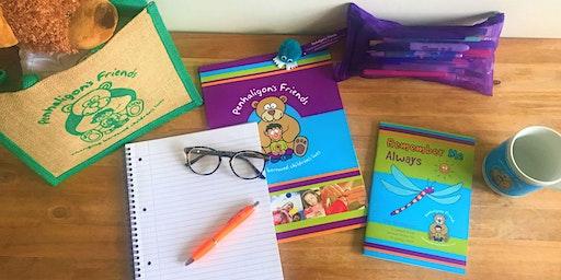'Get Going' next step in volunteer training Penhaligon's Friends