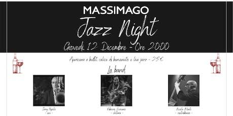 Massimago Jazz Night tickets