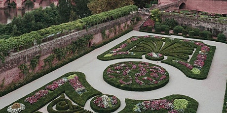 A Short History of the Art and Colours of Garden Design tickets