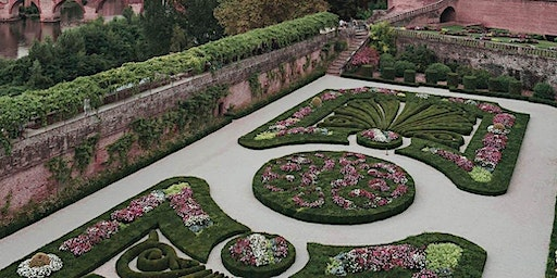 A Short History of the Art and Colours of Garden Design