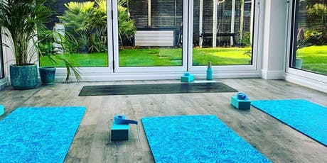 Yoga for Beginners 3-week Course tickets