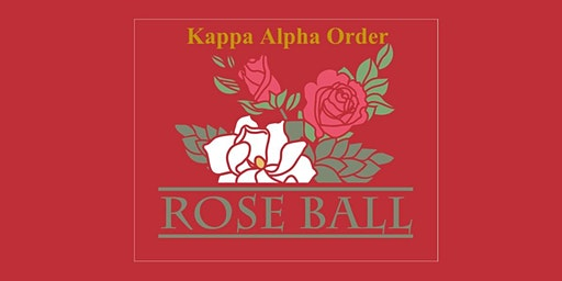 Kappa Alpha Order Rose Ball