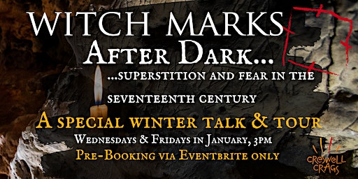 Witch Marks: Superstition and Fear in the Seventeenth Century