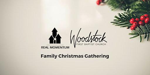 Real Momentum Family Christmas Gathering