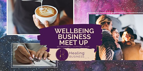 January Wellbeing Business Meet Up tickets