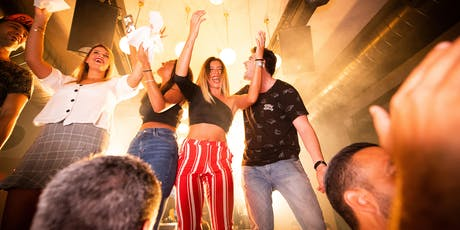 Brussels New Year's Eve Pub Crawl 2019 tickets