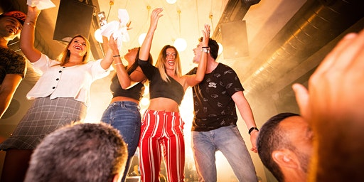Brussels New Year's Eve Pub Crawl 2019