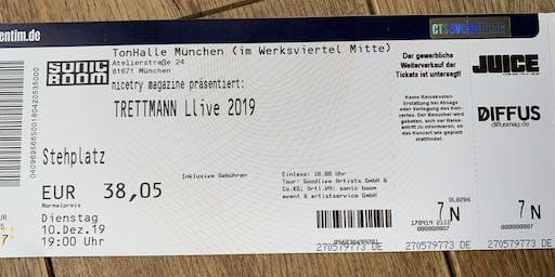 Trettmann. München. 2 Tickets