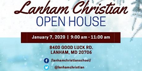 Lanham Christian Open House tickets