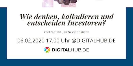 VC Finanzierung mit Jan Sessenhausen Tickets