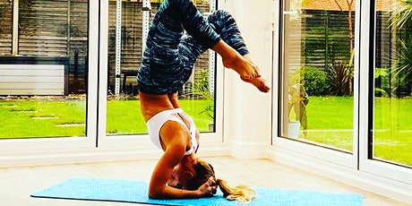 Yoga Workshop: Inversions for Beginners tickets