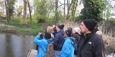 Winter Bird walk along the River Crane tickets