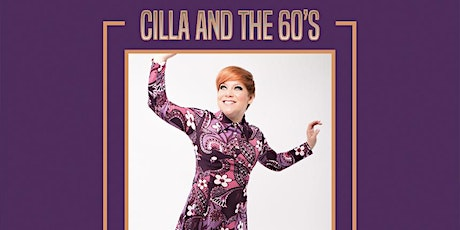 Cilla & The 60s Afternoon Tea tickets