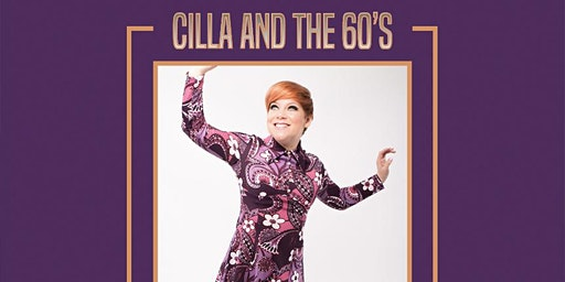 Cilla & The 60s Afternoon Tea
