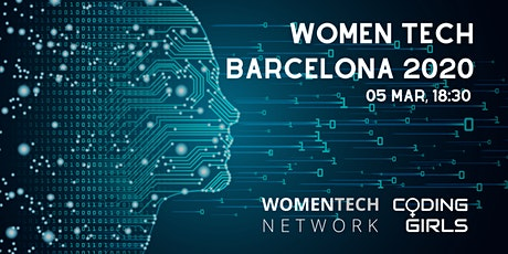 WomenTech Barcelona 2020 (Employer Tickets) Intl Women's Day entradas