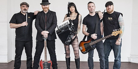 The Mahones en Las Armas / Gratis tickets