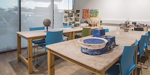 Taster Pottery Session Wednesday Daytime 3:00pm