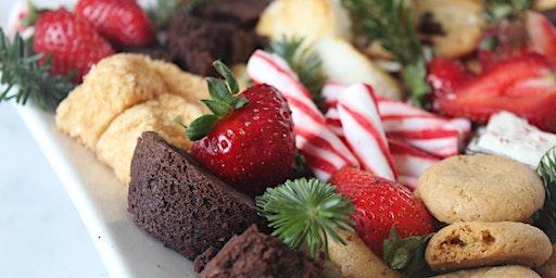 Gourmet Hot Chocolate Board Winter Workshop