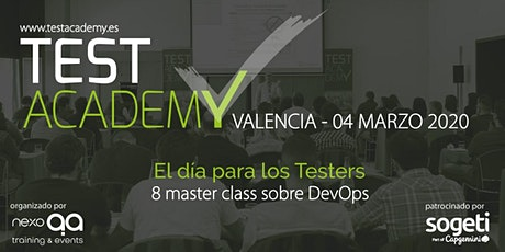 Test Academy Valencia entradas