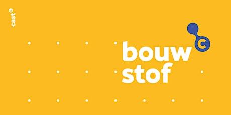 BOUWSTOF | 13 oktober 2021 tickets
