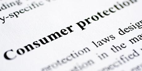 Consumer Rights Training  tickets