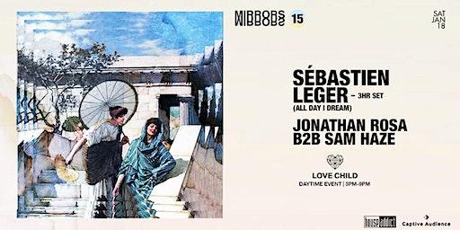 Sebastien Leger (All Day I Dream) - DAYTIME EVENT
