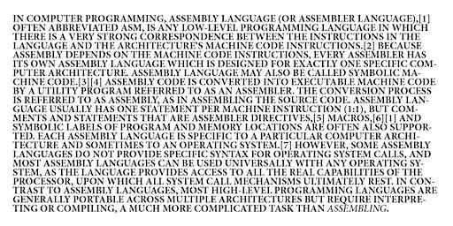 ASSEMBLY 1.5.2