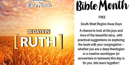 Bible Month Preparation Away Day - Nailsea Methodist Church