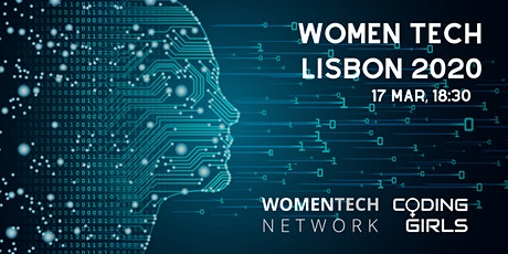 WomenTech Lisbon 2020 (Partner Tickets) bilhetes