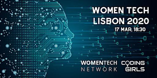 WomenTech Lisbon 2020 (Partner Tickets)