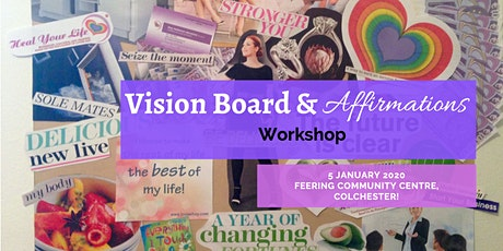 Vision Board & Affirmations Workshop tickets