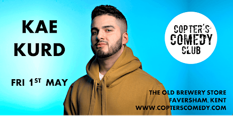 Copter's Comedy Club with Kae Kurd tickets