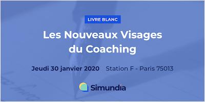 Présentation du livre blanc Simundia : les nouveaux visages du coaching