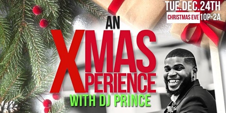 A Christmas Experience with DJ Prince tickets