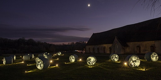 EVENT: After Dark - Light Installations in the Landscape by Bruce Munro