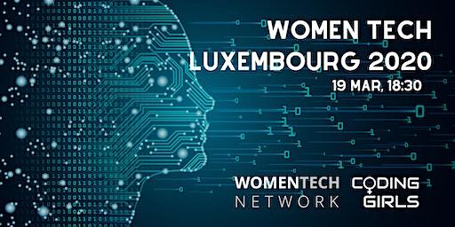 WomenTech Luxembourg 2020 (Partner Tickets)