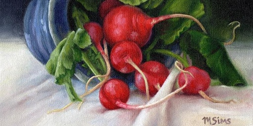Introduction to Oil Painting with award winning artist Molly Sims