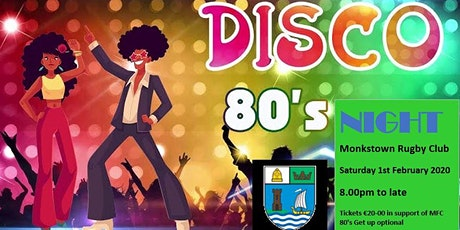 MFC 80's Night  tickets