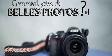 Stage PACK PHOTOGRAPHIEZ POUR MIEUX COMMUNIQUER (4jours) billets
