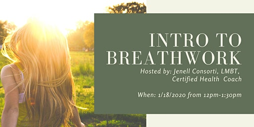 Intro to Breathwork for Healing