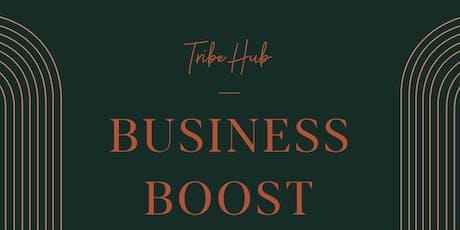 Business Boost - Workshop Privacy (verklaring) tickets