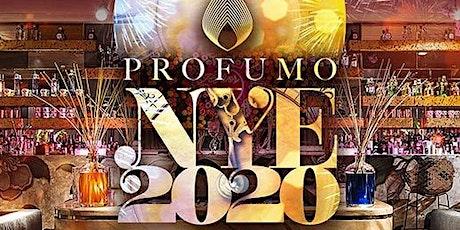 Capodanno 2020 Profumo biglietti